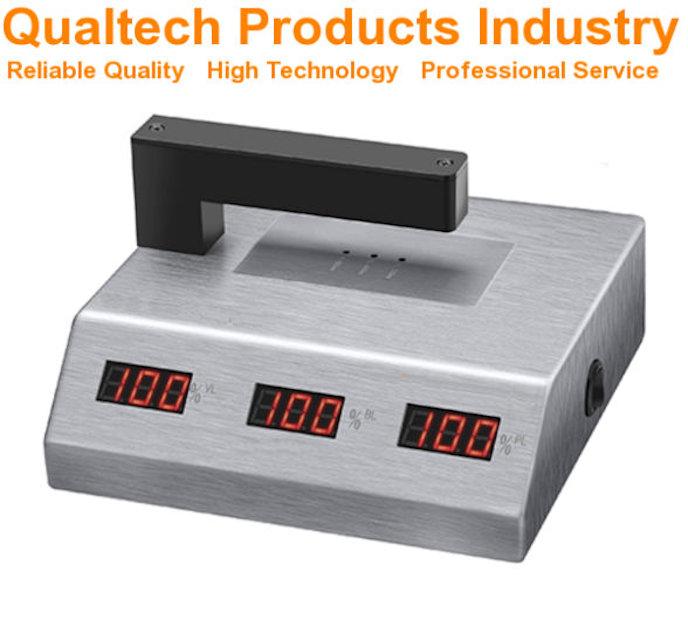 Optical Glass Light Transmission Meter