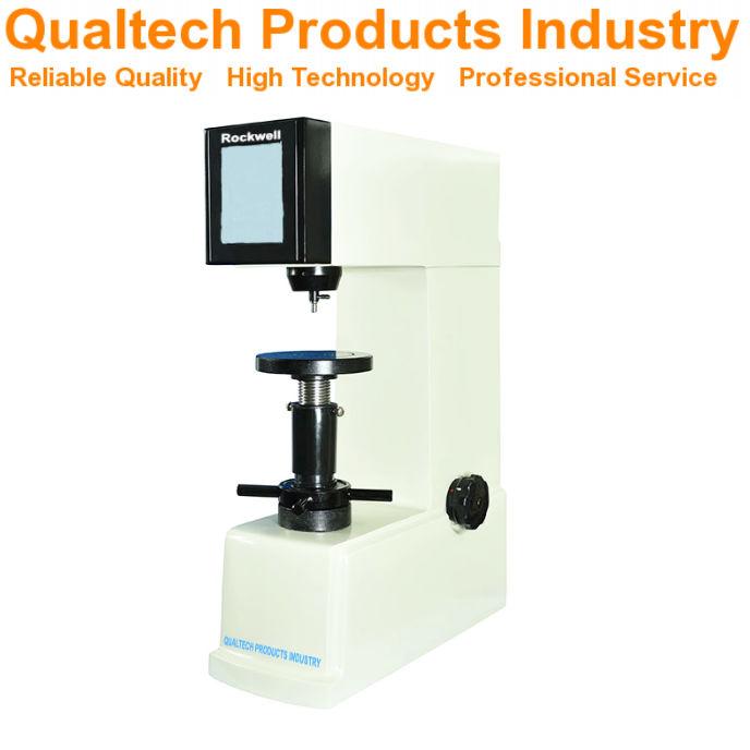 Rockwell Tester ASTM E18 ASTM E140 ASTM D785 ISO 6508