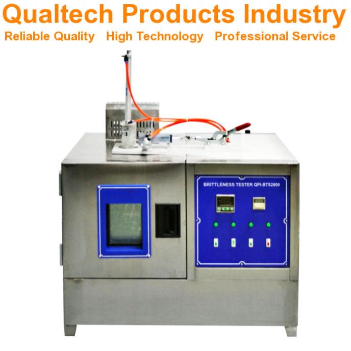 ASTM ISO Brittleness Tester